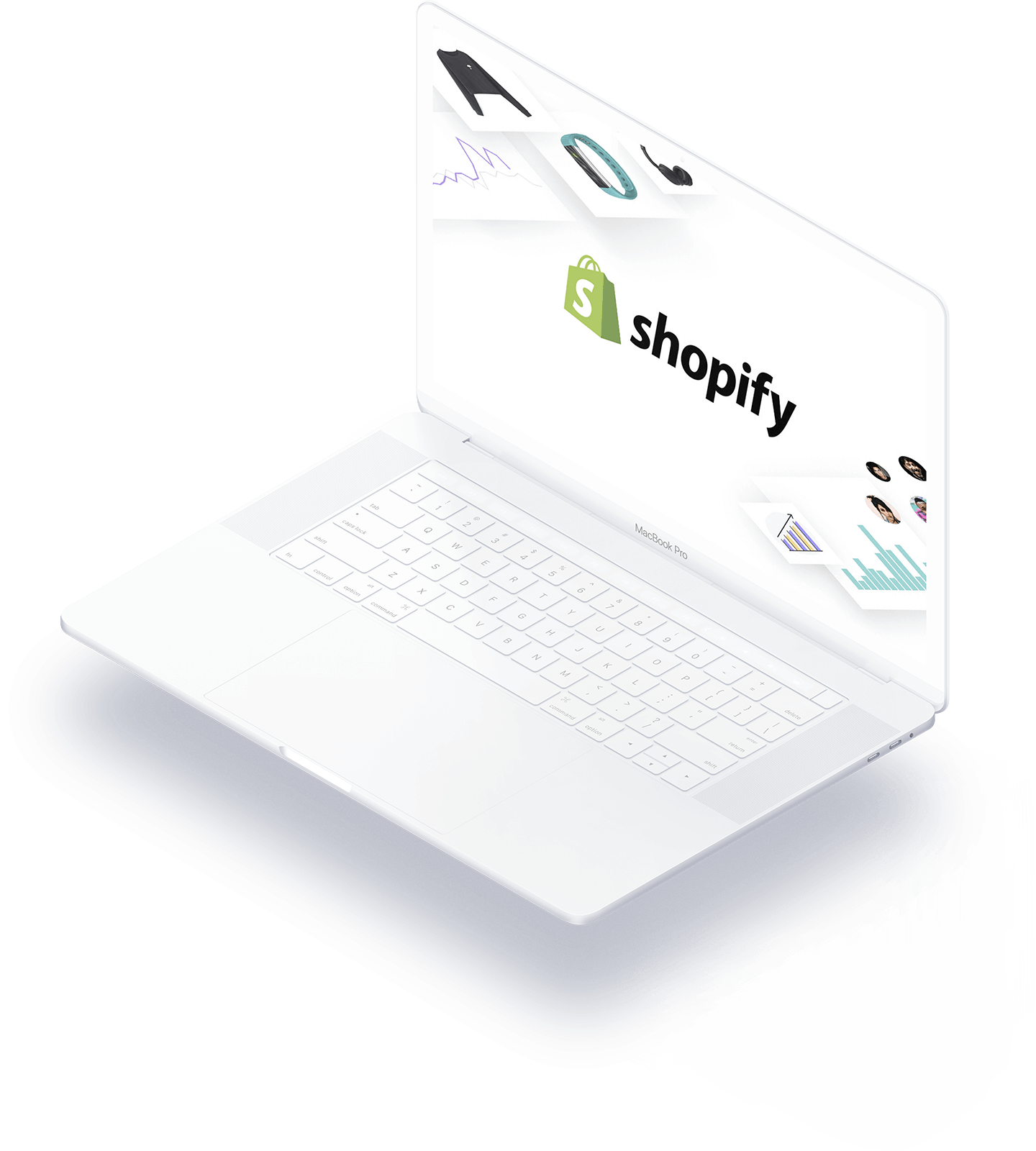 Shopify macbook