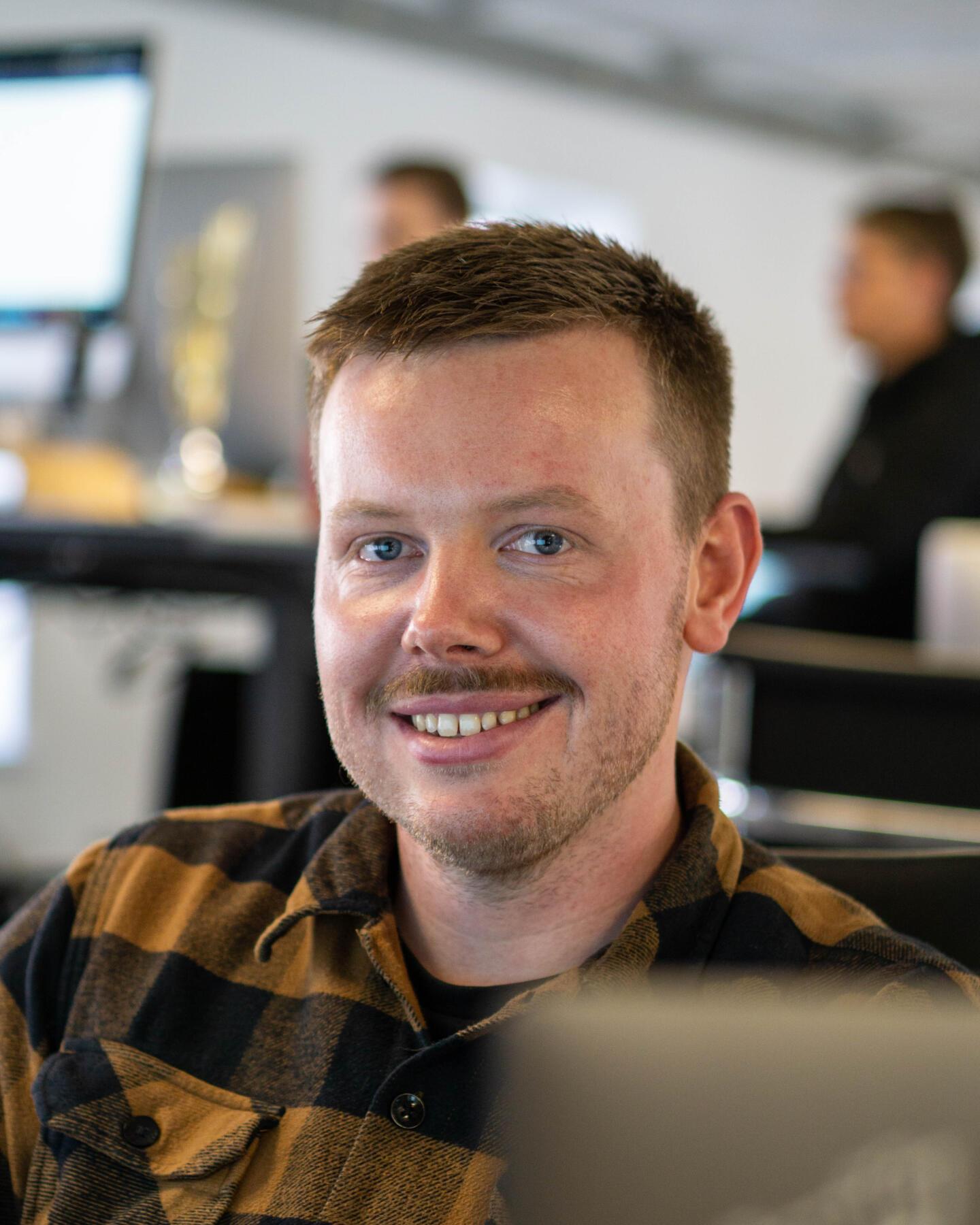 Allan Andersen, digital designer