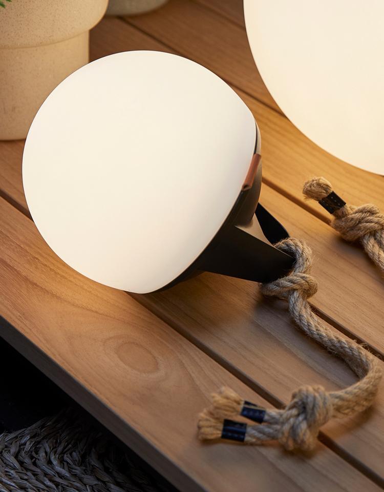 sackit lampe