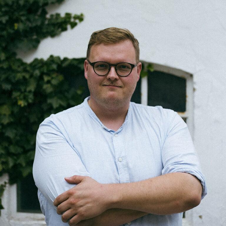 Nikolaj Krogh Kjær-Rasmussen